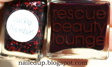 Lucky Number 6 Hill A Make Up Cosmetics Perfume And The Substance Of Style by Nailed Lynnderella Lucky Numbers