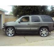 Chevrolet Tahoe 2000 Review