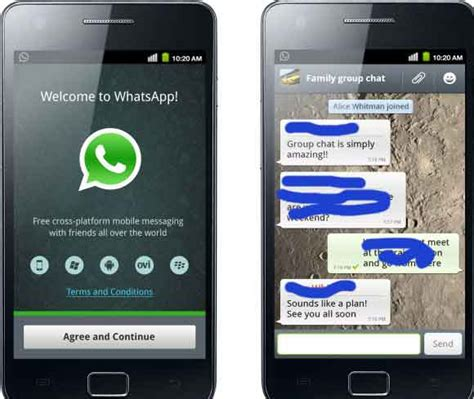 whatsapp for samsung mobile whatsapp application for samsung gt s3850