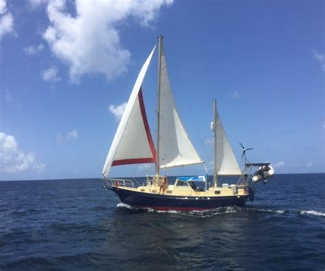 bluewater boats holly hill florida ketch sailboats for sale used ketch sailboats for sale