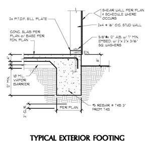 superb slab home plans 7 slab on grade house plans concrete slab on grade design exle pictures to pin on
