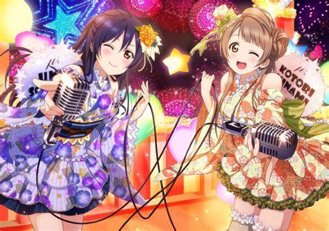 live school idol festival card template ur crunchyroll forum live school idol festival app