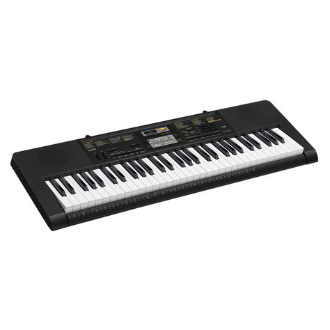 Keyboard Casio Ctk 2400 Casio Ctk 2400 Portable Keyboard Black At Gear4music