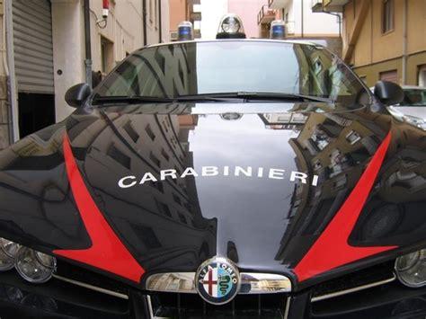 volante carabinieri scappa dall auto dello zio ritrovato dai carabinieri