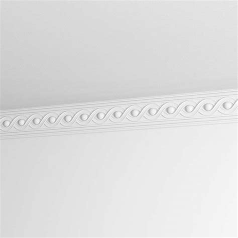 White Crown Molding White Crown Molding 3d Model Cgtrader