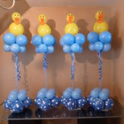 baby shower balloon decorations favors ideas
