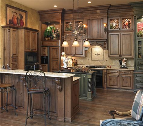rustic kitchen furniture shiloh cabinets