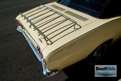 Corvair Luggage Rack by Streetside 1966 Chevy Corvair Monza 140 Convertible On