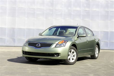 Nissan Altima Top Speed by 2007 Nissan Altima Hybrid Review Top Speed