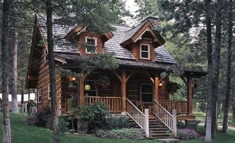 1 room log cabin floor plan studio design gallery