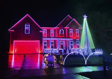 where to see christmas lights near me the 15 most spectacular light displays in charlottefive