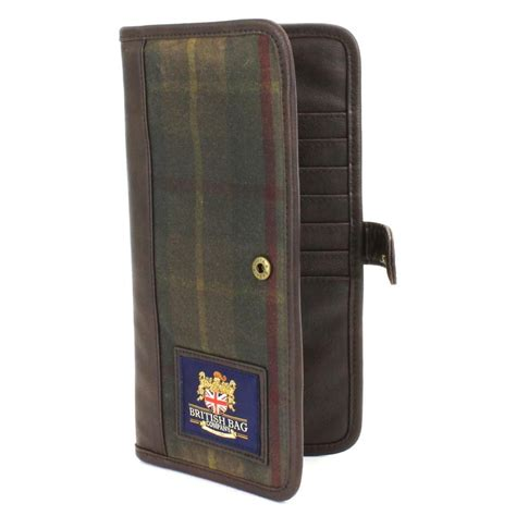 Billy Bag Travel Wallets by The Bag Company Millerain Gents Travel Wallet