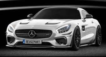 Www Mercedes Revozport Tweaks The Mercedes Amg Gt