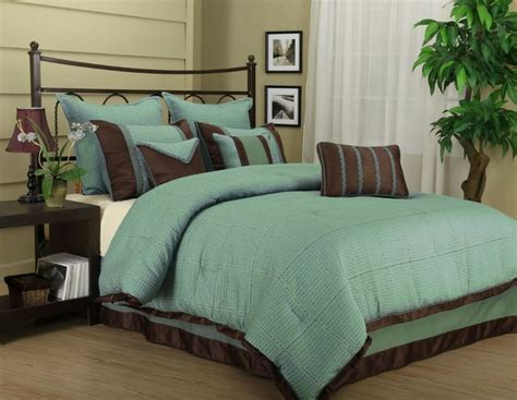 teal and brown bedding beautiful bedding