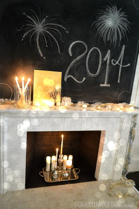 new year design ideas mixed metals new year s mantel decorating ideas fox