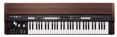 Keyboard Organ Roland roland vk 7 76 key electronic keyboard organ zeo brothers