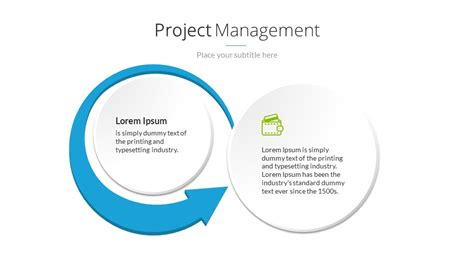 project management powerpoint template project management powerpoint presentation template by