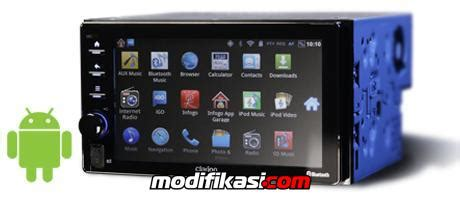 Unit Clarion Ax1 clarion ax1 unit pintar berbasis android
