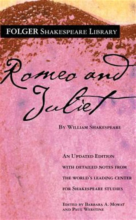 romeo and juliet books drama books