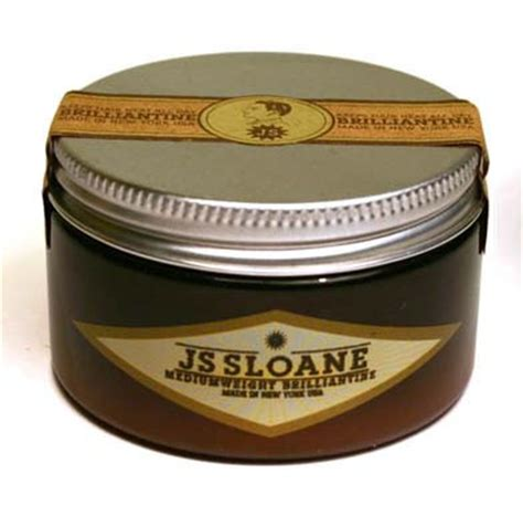 Pomade Js Sloane mediumweight brilliante pomade by js sloane comes with