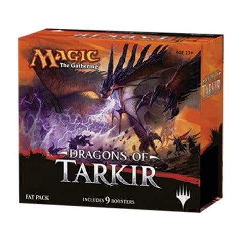 dragons of tarkir pack magic the gathering from magic madhouse uk