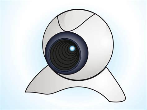 cam web gratis witte optische webcam vector gratis download