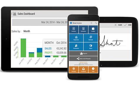 mobile invoicing invoice mobile invoicing app 2016 08 19