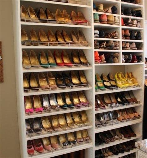 10 images about shoe room ideas on closet