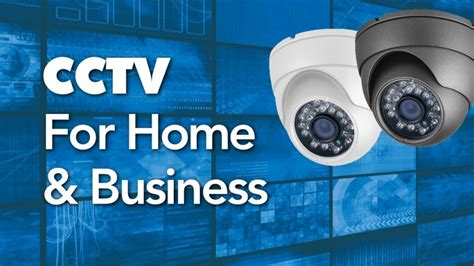 security cameras for business about