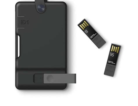 Usb Id Card elago id1 usb id card holder 187 gadget flow