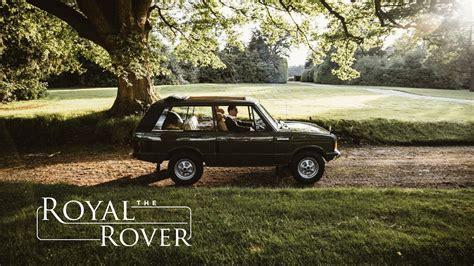 british range this range rover is a piece of restored british royalty