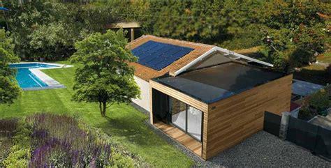 extension agrandissement de en bois design