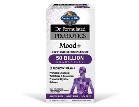 Garden Of Dr Formulated Probiotics Mood Dr Formulated Probiotics Mood Garden Of