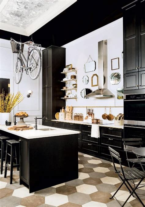 Parisian Kitchen Design Bistro Style A Popular Kitchen Trend Right Now Daily Decor