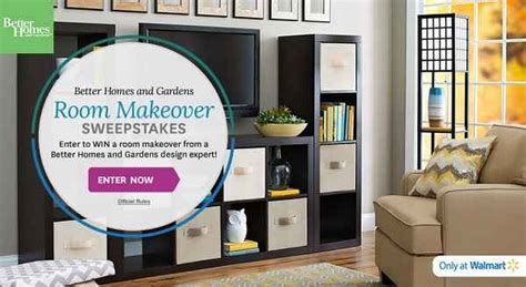 bhg room makeover sweepstakes 2015 sweepstakesbible - Room Makeover Sweepstakes 2015