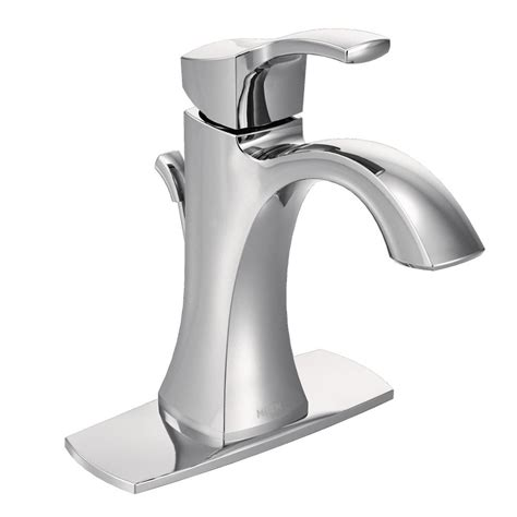 kitchen sink faucets moen moen 6903 voss one handle high arc bathroom faucet chrome touch on faucets canada