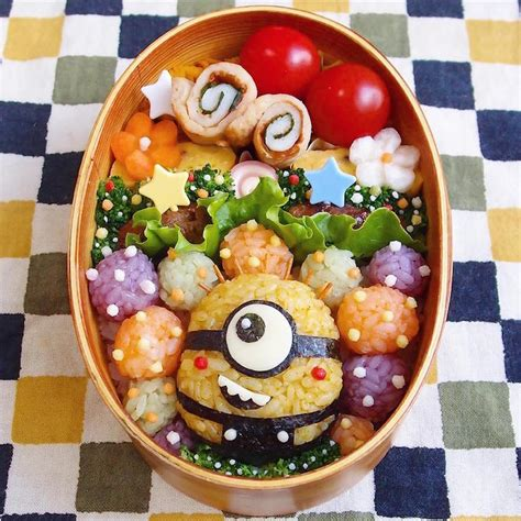 Bento Boxes by Bento Box Inspired By Colorful Pop Culture Characters
