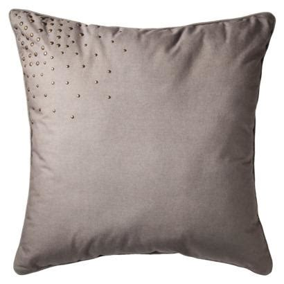 European Pillows Target by Nate Berkus Scattered Stud Decorative Pillo Target