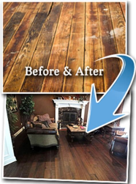 Hardwood Floor Staining and Refinishing   Wood Floor