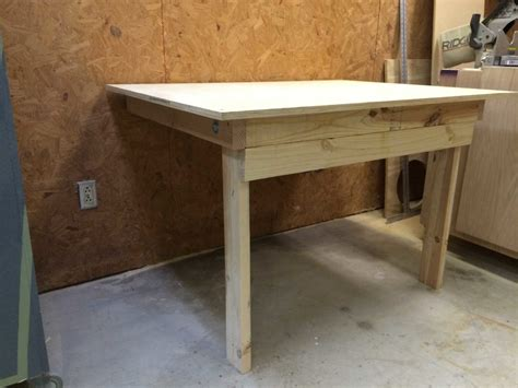 fold down work bench ana white fold down workbench featuring wilker dos