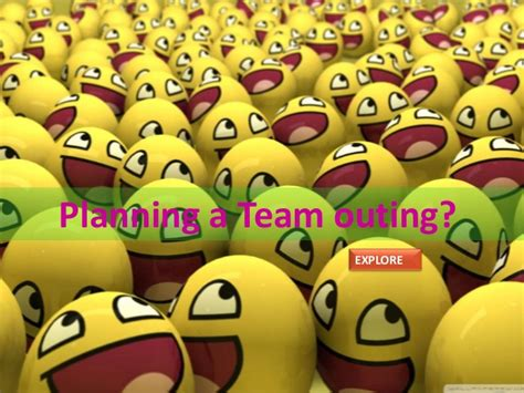 10 Things Not To Do on a Team Outing