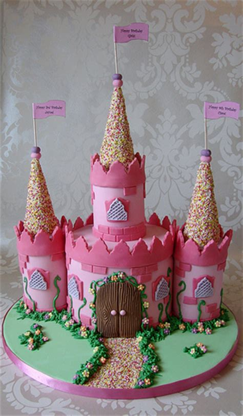 Sofia The First Decoration Ideas Princess Castle Cake Flickr Photo Sharing