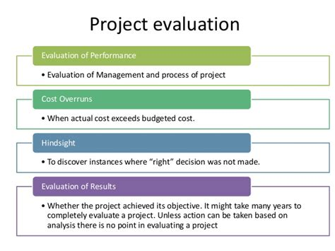 steps in project control process