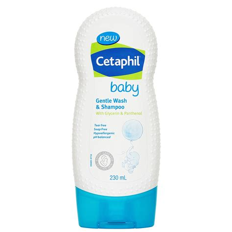 Cetaphil Baby Gentle Wash And Shoo 230ml Terbaru buy baby gentle wash and shoo 230 ml by cetaphil priceline