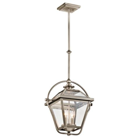 traditional hanging ceiling lantern in antique