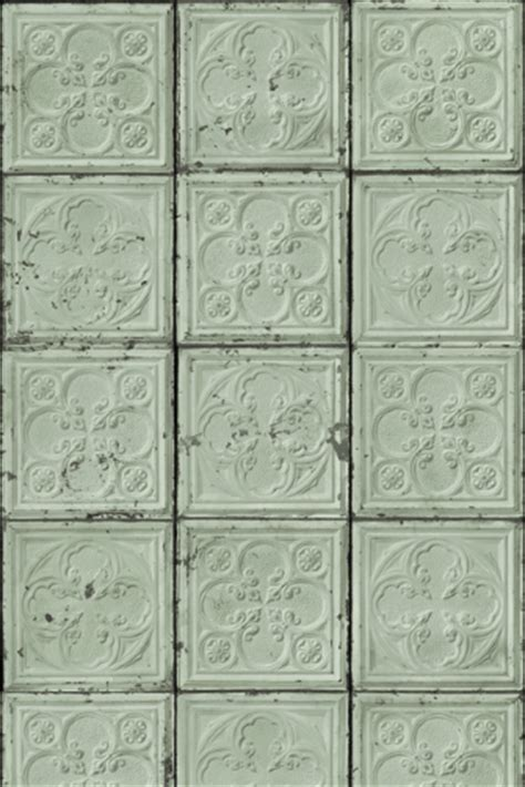 tile look wallpaper vintage tile wallpaper i m seriously in in the house