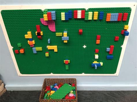 lego wall lego wall kids playroom preschool rooms