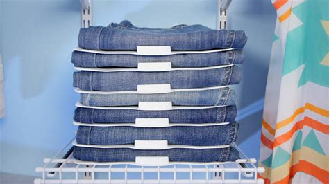 kickstarter threadstax genius system uses magnets to keep your clothes perfectly
