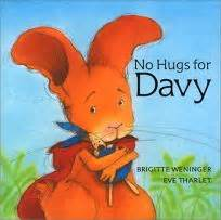 no hugs for porcupine books children s book review no hugs for davy by brigitte