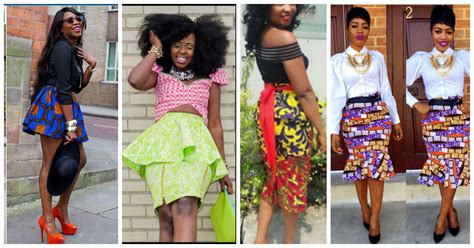Skirting the Issue: All About Ankara Skirts